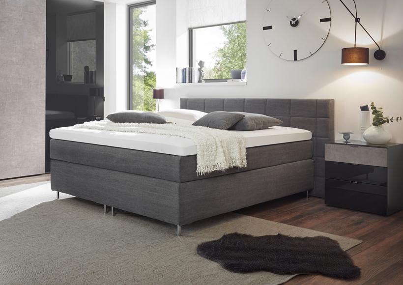 boxspringbett dallas sessel und betten welt k hlmann inh olaf k hlmann in buchholz. Black Bedroom Furniture Sets. Home Design Ideas